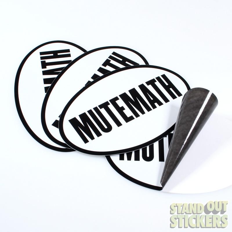 Black And White Custom Stickers StandOut Stickers Blog - Custom vinyl stickers