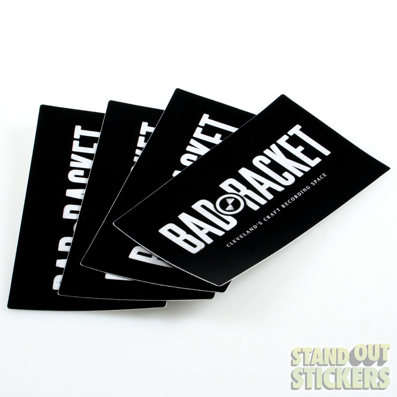 Custom stickers vinyl stickers