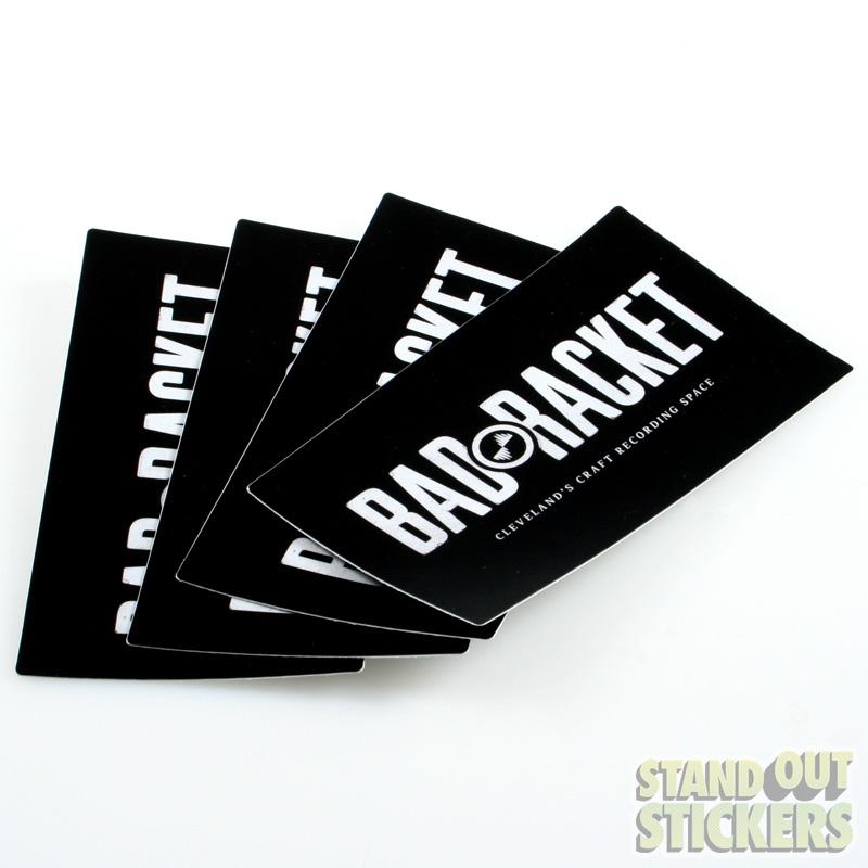 Custom stickers vinyl stickers