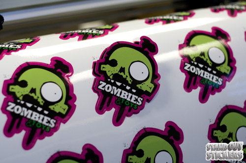 Stickers Custom Printing