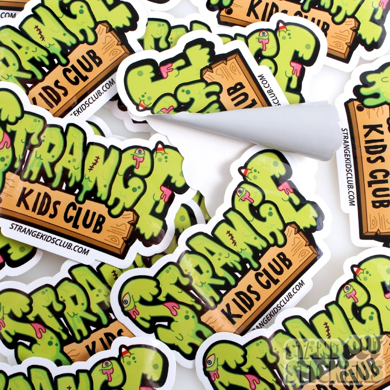 Custom Stickers