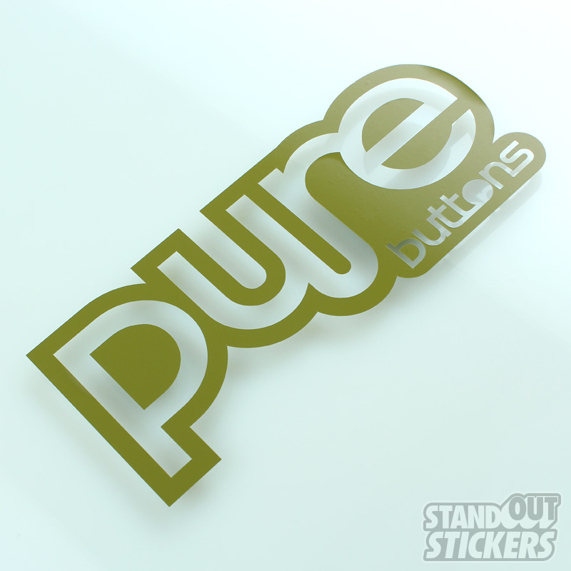 Custom Stickers Die Cut Stickers Custom Sticker Printer The - Custom vinyl stickers logo
