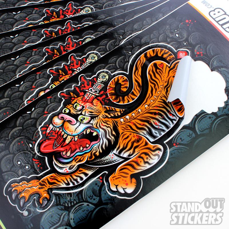Lacko Illustration September Sticker of the Month