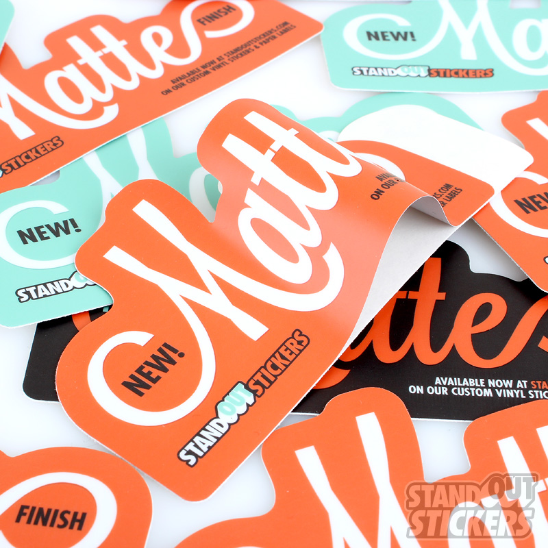 Custom Stickers Die Cut Stickers Custom Sticker Printer The - Custom vinyl stickers easy peel off